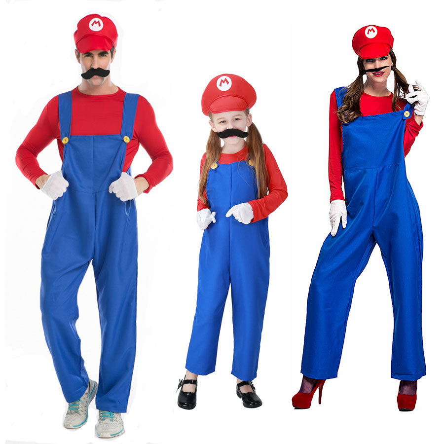 Compare Prices on Kids Mario Costumes- Online Shopping/Buy Low ...