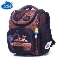 e5ab534ef5fe Водонепроницаемый рюкзаки детская школьная сумка мальчиков начальной школы  рюкзаки ортопедические ранцы дети сумка mochila infantil