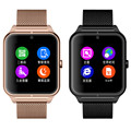 2016 más reciente de flash bluetooth smart watch z50 poligrafía podómetro perdida anti bluetooth nfc smart watch apoyo sim carf