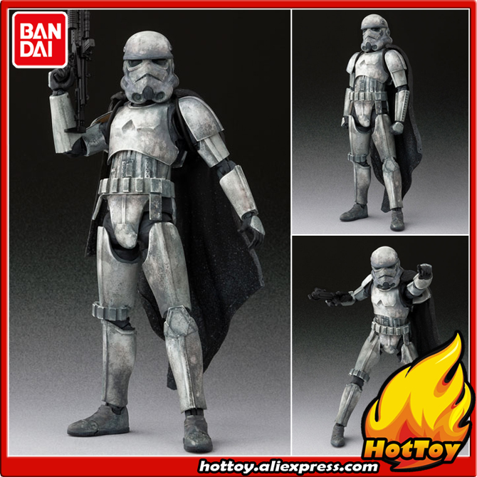 100% Original BANDAI Tamashii Nations S.H.Figuarts SHF Action Figure - Mimban Stormtrooper from