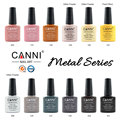 CANNI 12PCS/SET Fashion UV Nail Gel Polish UV/LED 7.3ml  Soak Off Varnish Lacquer Maniture Long Lasting  Nail Gel Polish