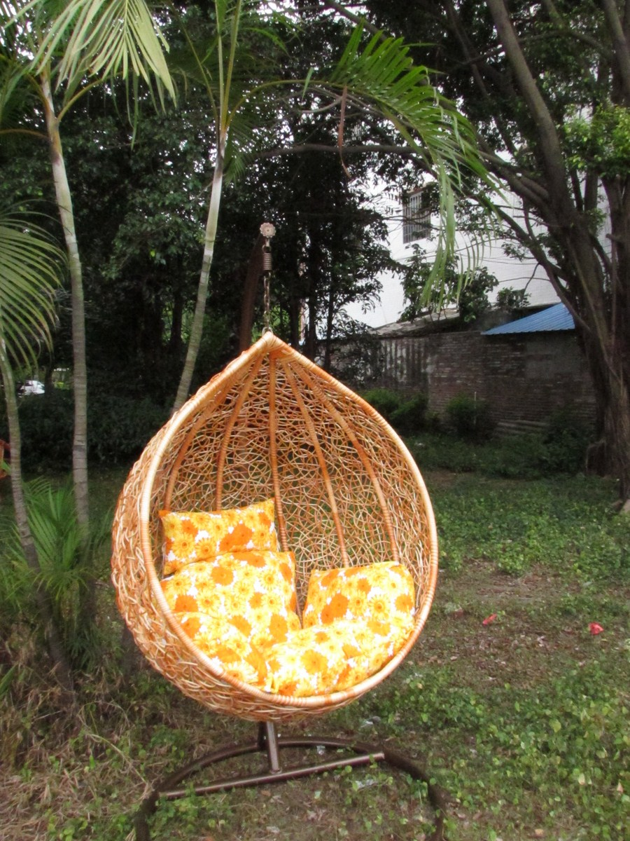 Online Get Cheap Hanging Wicker Chair Aliexpress Com