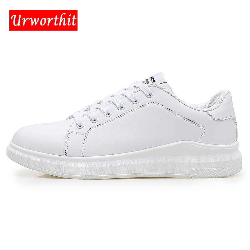 2018 Unisex Women Fashion Moccasins Leather Sneakers Shoes Female Platform Round Toe Plus Size 46 Flats Lady Casual Lover Shoes