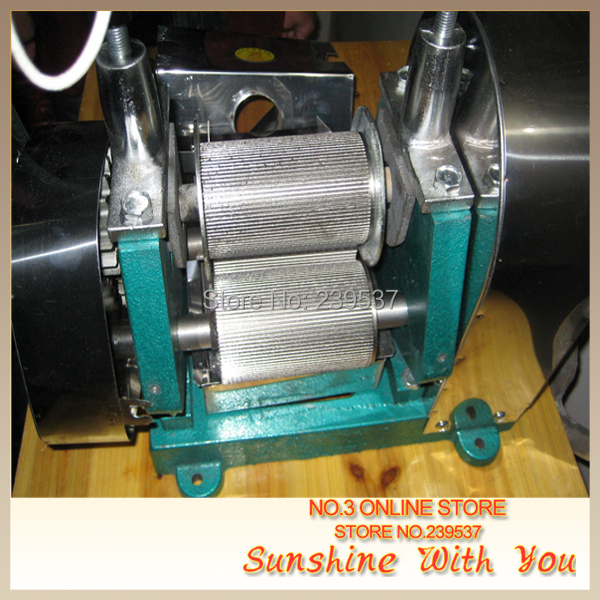 Manual Sugarcane Juicer Sugar Cane Juice Extractor Squeezer Machine