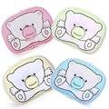 Impressão Bonito Dos Desenhos Animados Urso de Algodão Do Bebê recém-nascido Cama Almofada de Apoio de Pescoço Infantil Crianças Travesseiros Bebês de Enfermagem Sono Confortável