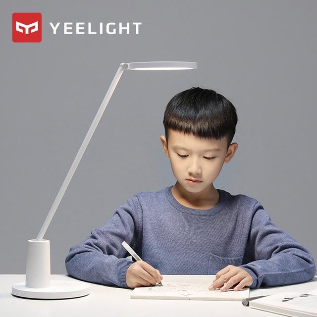 Zuversichtlich Xiao Mi Mi Jia Yeelight Schreibtisch Lampe 15 Watt Led Smart Augenschutz Tisch Lampe Dim Mi Ng Für Mi Hause App Control Lesen Licht Yltd05yl Ausgezeichnet Im Kisseneffekt Schreibtischlampen Licht & Beleuchtung