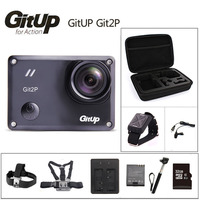 Original GitUP Git2P Action Camera 2K Wifi Sports DV PRO Full HD 1080P 30m Waterproof Mini