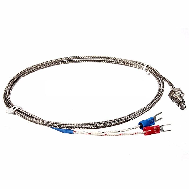 Image 5 - Digital 220V PID REX C100 Temperature Controller + max.40A SSR + K Thermocouple, PID Controller Set + Heat Sinkrex-c100 temperature controllerpid rex-c100pid controller -
