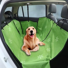 Oxford Fabric Pet carriers waterproof Car Seat Cover Dog Back Carrier Waterproof Mat Hammock Cushion Protector