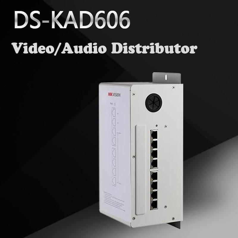 цена Hikvision DS-KAD606 Video/Audio Distributor онлайн в 2017 году