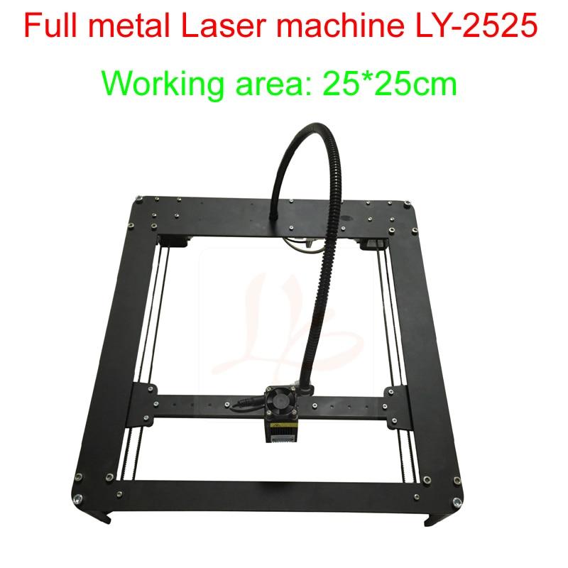 Full Metal Laser Cutting Machine LY-2525 Laser Printing Machine Laser Printing Machine Free Tax To RU