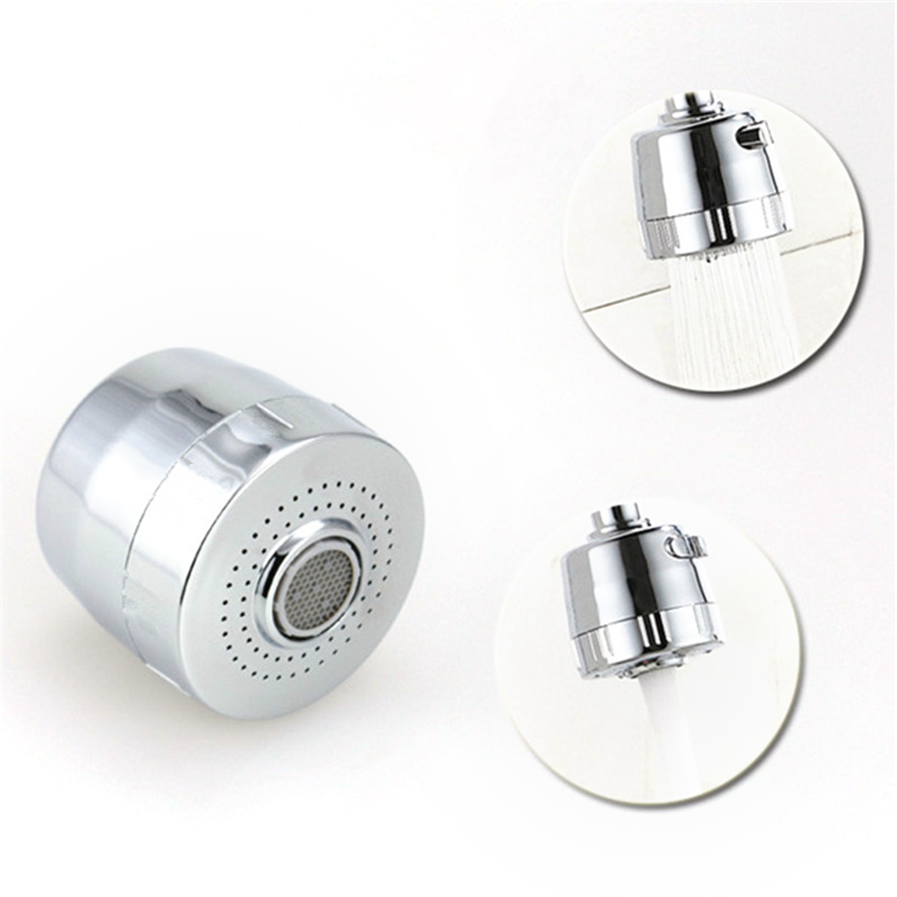 Kitchen faucet aerator water bubbler shower nozzle water saving aerator faucet filter 22mm faucet aerator two water mode kitchen