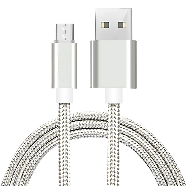 3m Braided Type C USB Data Charging Cable For Huawei P9 P10 P20 P30 Pro Mate