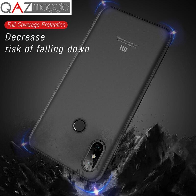 Xiaomi Mi 9 Case Mi 8 Lite Cover Ultra-thin 0.6mm Matte TPU Phone Case for Xiaomi Mi8 SE M8 Pro Mi9 Explorer Mi 9T Pro