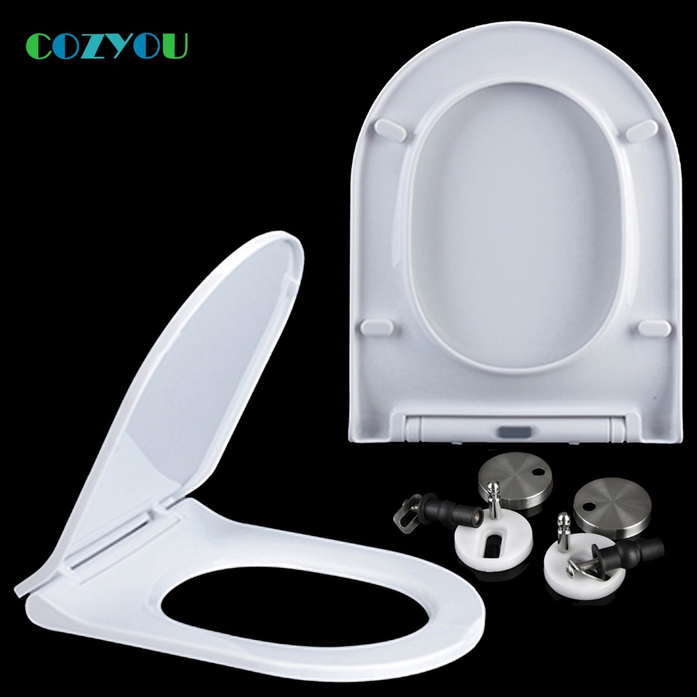 Enjoyable Us 71 62 U Elongated Toilet Seat Soft Close Double Button Quick Release Pp White Length 400Mm To 473Mm Width 342Mm To 362Mm Gbp17324Su In Toilet Pdpeps Interior Chair Design Pdpepsorg