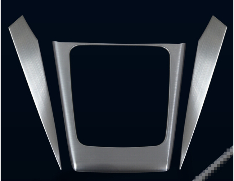 Interior For Subaru Forester 2013 2014 Gear Box Panel Cover Interior Trims 3pcs / set