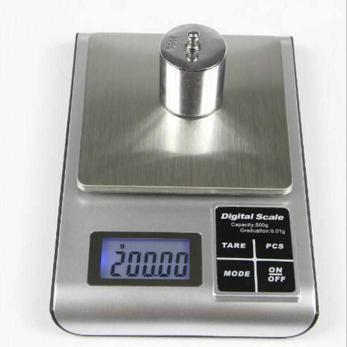500/0.1g English shows Multifunctional scale, Electronic scale, electric balance, Digital Scale for lab/kitchen use seebz 5pcs lot scale supplies english version keyboard film for digi sm300 sm 300 retail electronic scale