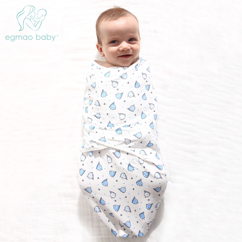 6cb839ad3 Colorful Newborn Baby Wrap Swaddle Blanket