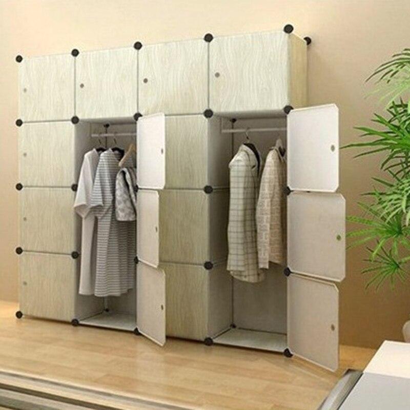Profundizar muebles de dormitorio armario ropero gabinete DIY ...