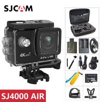 Original SJCAM SJ4000 AIR 4K 30FPS Action Camera Full HD Allwinner 4K WIFI 2.0 Screen Mini Helmet Waterproof Sports DV Camera