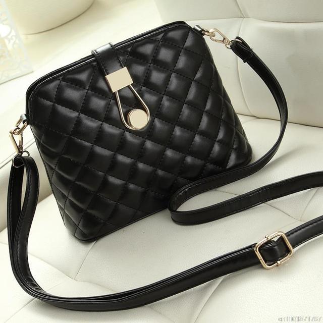 Tinkin Small Autumn Shell Bag Fashion Embroidery Shoulder Bag New Women Messenger Bag Hot Sale Messenger Bag