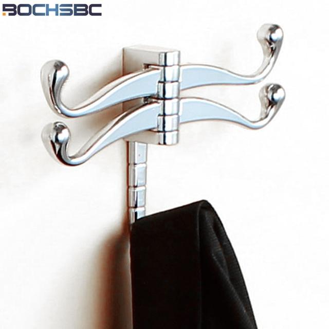 New Dragofly Designed Chrome Br Bathroom Wall Door Mounted Towel Coat Hooks Clothes Hook Hanger