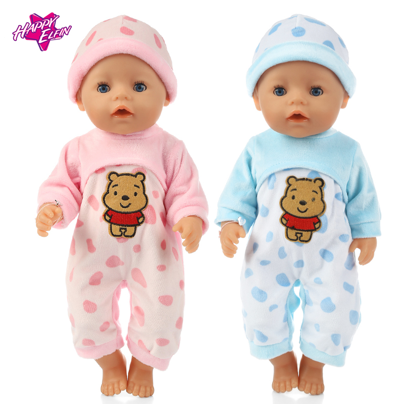 Handmade Baby Born Zapf Blue Points Pajamas Suit Doll Clothes Fit 43cm Baby Born Baby Birthday Gift Doll Accessories рубашка insight bayou born diy oldy beaten blue