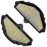 NEW Motorcycle Air Filter Fit For KAWASAKI NINJA ZX-10R 2008 2009 2010 ZX10R 08 09 10 ZX 10R