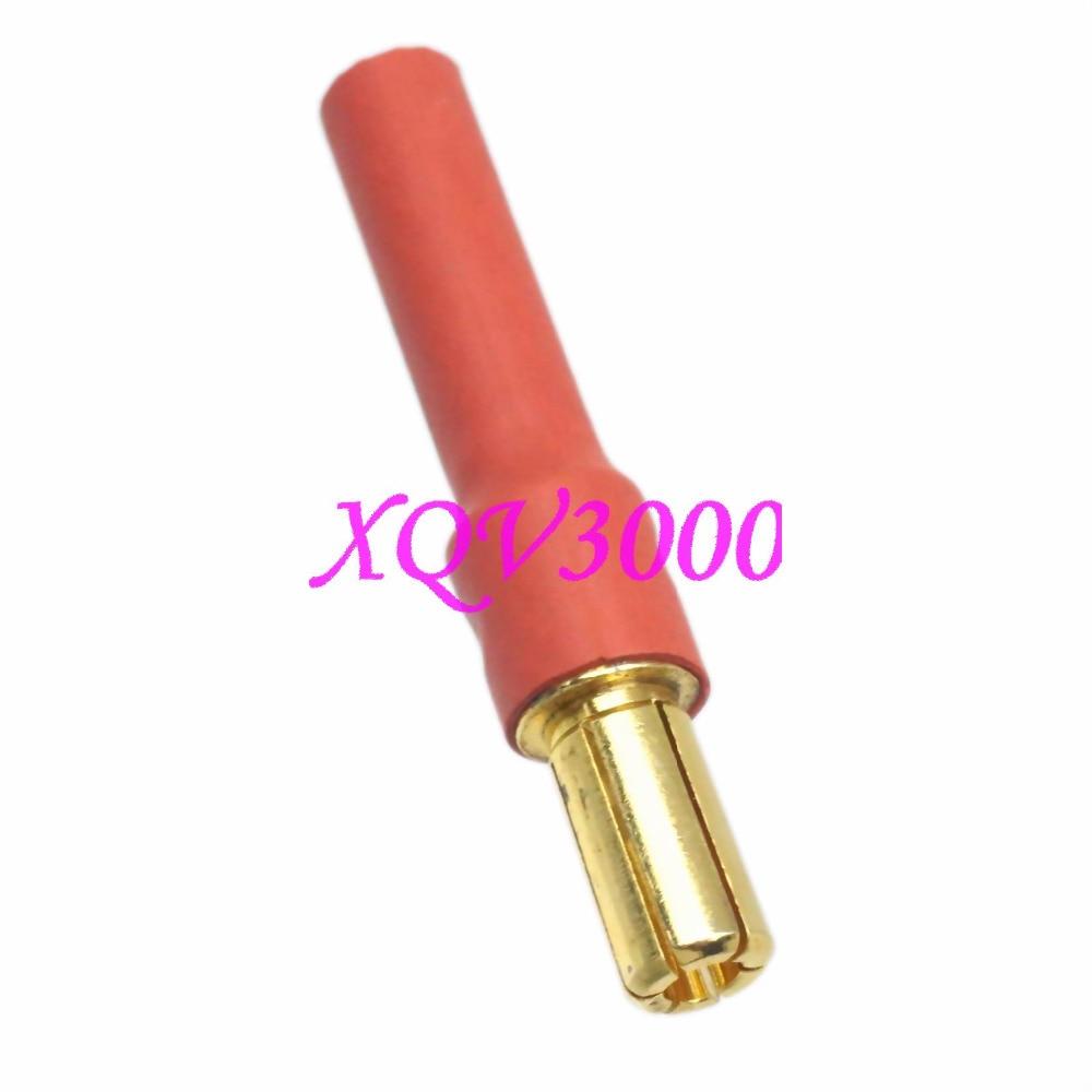 ESC адаптер 5,5 мм штекер до 4 мм адаптер без проводов прямое подключение высокой мощности бесщеточный