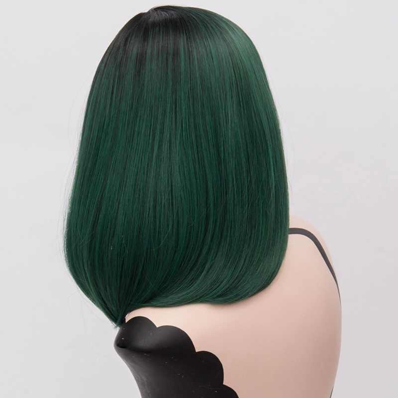 MSIWIGS 28 цветов блонд волнистый синтетический парик для женщин натуральные длинные парики для косплея розовая роза сетка пепельно-серый синий Cos парик для волос