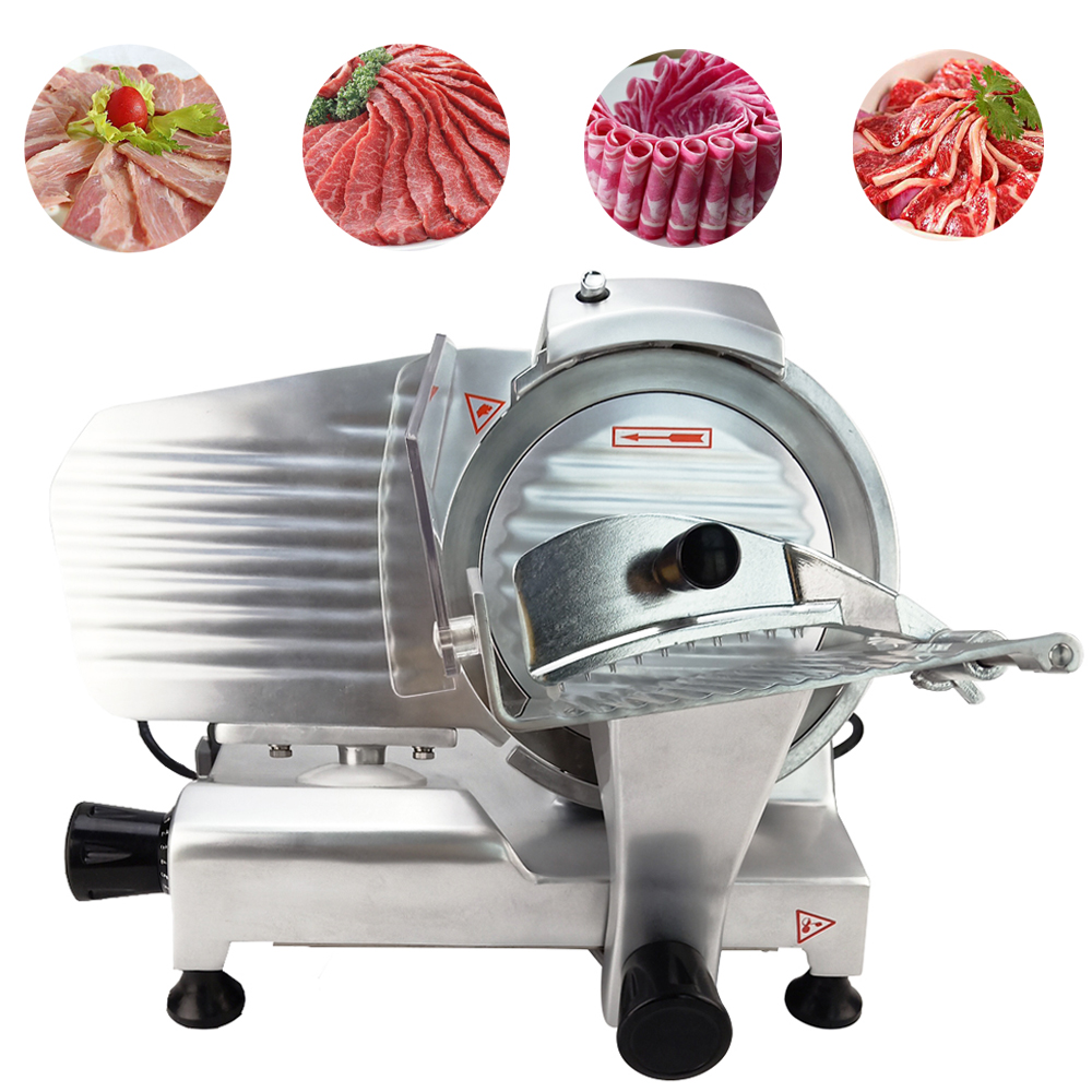 Commercial Electric Meat Cutting Machine Meat Slicer For Restaurant Kitchen Beef Mutton Roll meat Meat planerCommercial Electric Meat Cutting Machine Meat Slicer For Restaurant Kitchen Beef Mutton Roll meat Meat planer