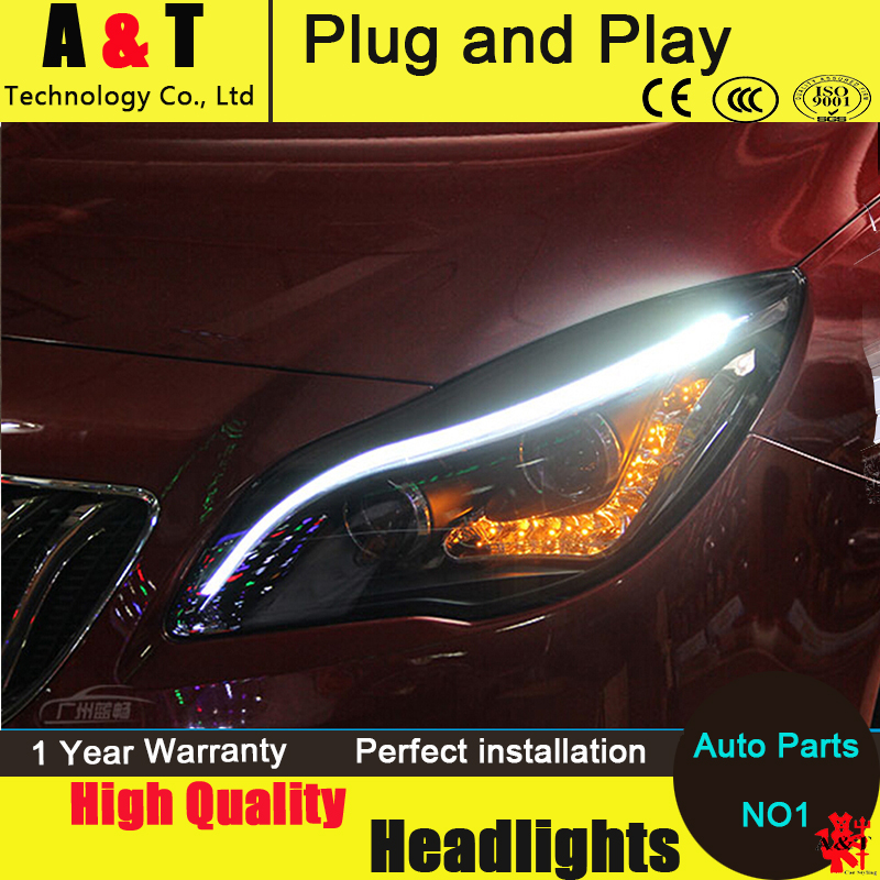 Car Styling For Opel Insignia headlight assembly 2014 new arrival insignia led headlight led drl H7 with hid kit 2pcs. car styling head lamp for bmw e84 x1 led headlight assembly 2009 2014 e84 led drl h7 with hid kit 2 pcs