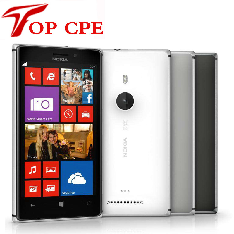 Nokia Lumia 925 Original Unlocked Refurbished Windows ...