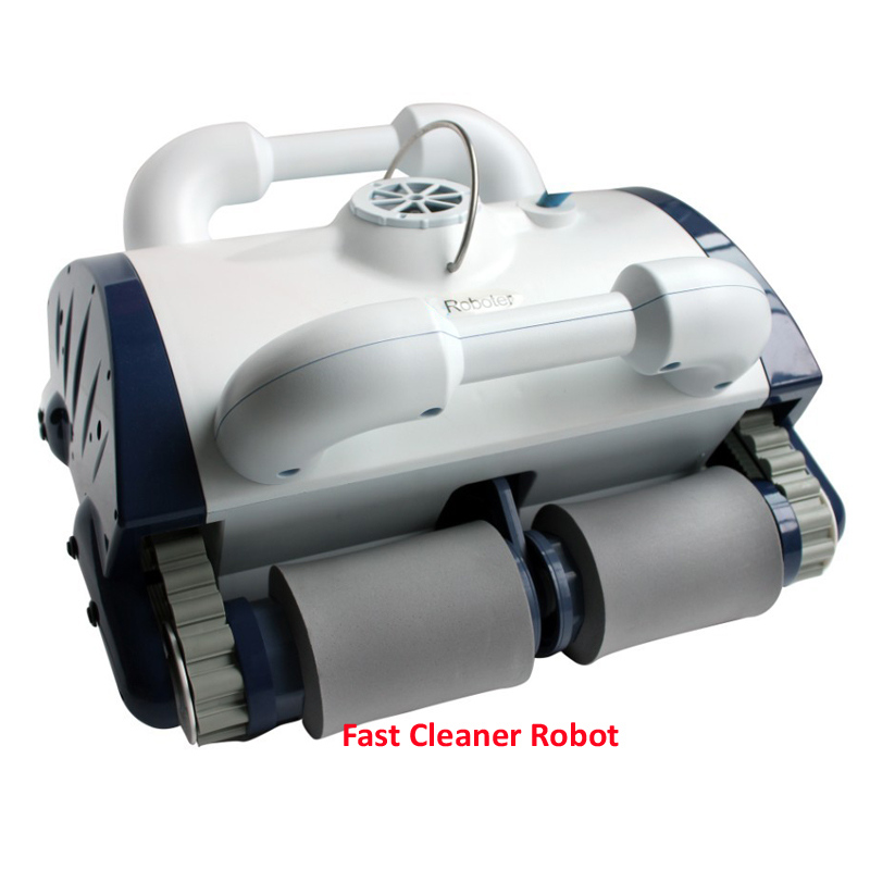 ICleaner 120 Auto Swimming Pool Cleaner Robotic Swimming Pool Cleaner With Wall Climbing Remote Control Caddy Cart|Vacuum Cleaners| |  - title=