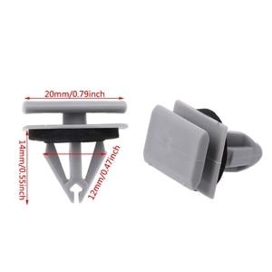 Image 5 - Clips de moulage à bascule de 25 pièces avec scellant pour Ford Explorer