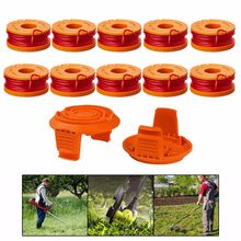 2019 hot new products Replacement Spool Line String Trimmer WA0010 Weed Eater W/ Cap For Worx WA0010 Accessories tool decoration(China)