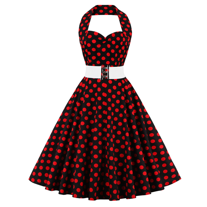 Womens Robe Sexy V Neck Navy Blue Dress Vintage 40s 40s Style Pin Awesome 50s Style Dress Patterns
