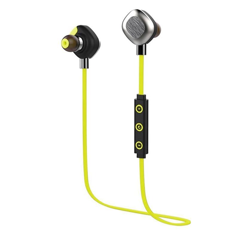 Morul U5 Plus IPX7 waterproof Sport Bluetooth earphones Stereo Bluetooth Headset BT4.1 Handfree Headphone With MIC