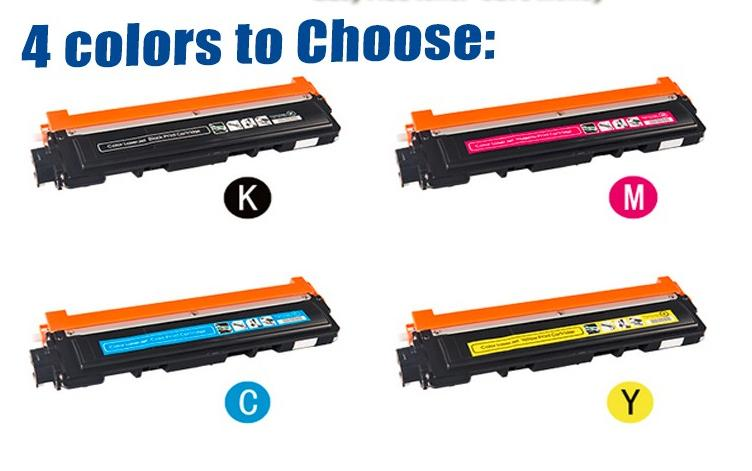 1Pc Color Toner Cartridges For Brother TN270 TN210 TN230 TN240  For brother HL-3040CN 3070CW MFC-9010CN MFC9120CN  printer parts perseus toner cartridge for brother tn360 tn 360 black compatible brother hl 2140 hl 2150n mfc 7340 mfc 7440n mfc 7450 printer