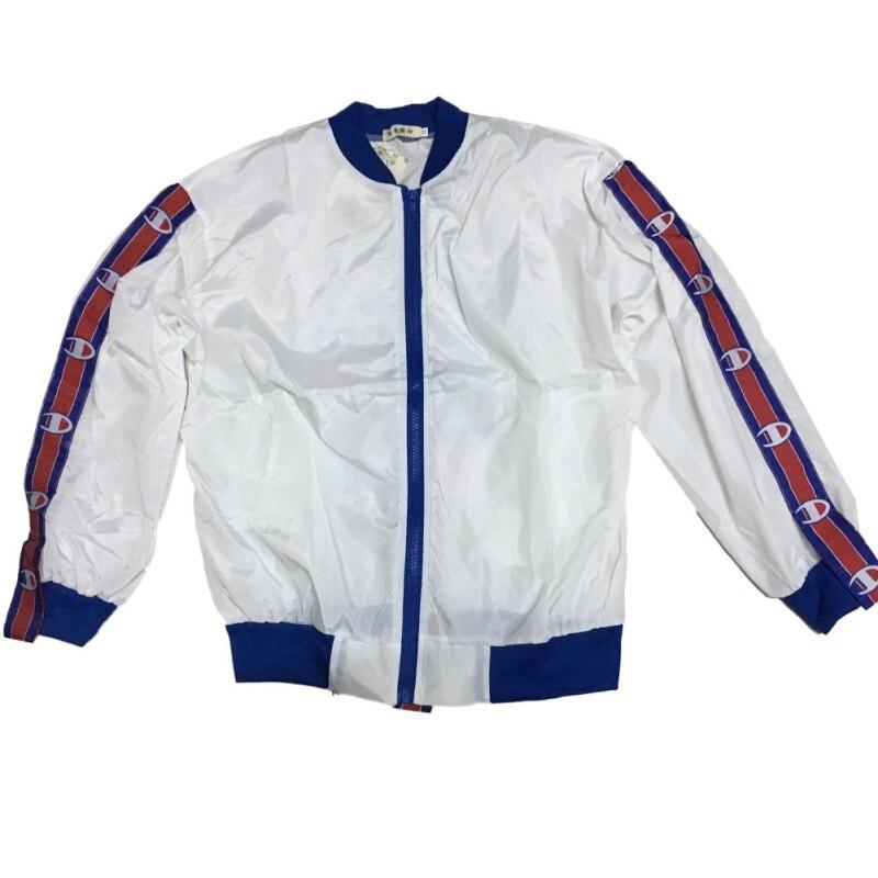 Female 2018 New Women's   Basic     Jacket   Fashion Windbreaker High Quality Outwear Female Baseball Women Coat