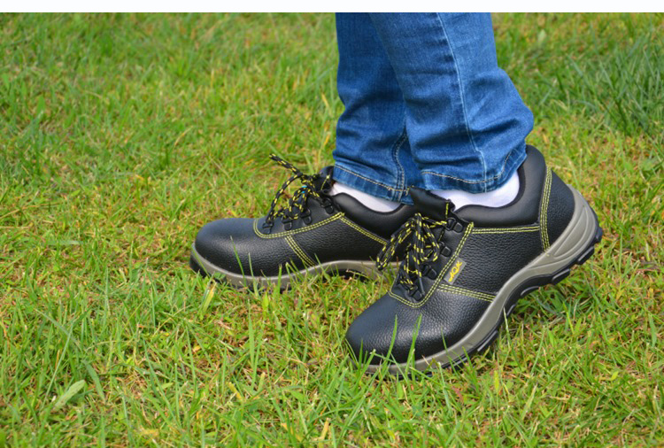 Steel Toe Cap Work Safety Shoes Men Women Breathable Nonslip Labor Working Boots Solid Bottom Puncture Proof Protective Footwear (17)