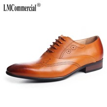 square head mens High Quality Genuine Leather Shoes Men,Lace-Up Business Men Shoes,Men Dress Shoes bullock mens formal shoes цены онлайн