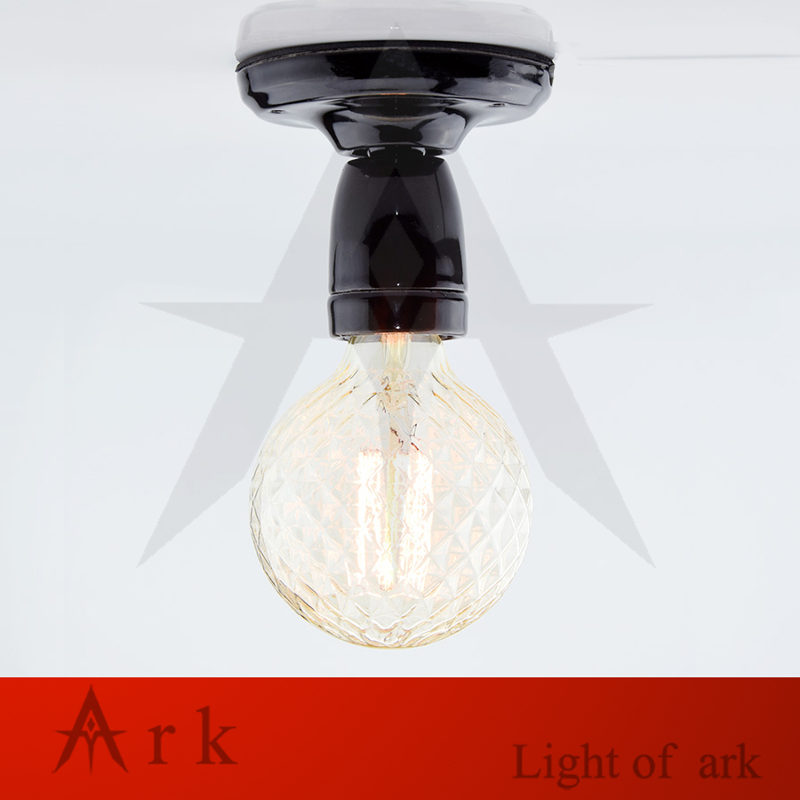 1 pcs high temperature resistance colorful glazing ceramic e27 led 1 pcs high temperature resistance colorful glazing ceramic e27 led ceiling lamp for balcony passage aisle in ceiling lights from lights lighting on arubaitofo Image collections