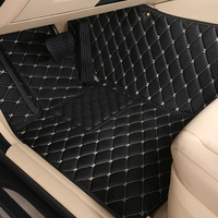 HZHZQX Custom special floor mats for BMW Z4 2seats waterproof durable carpets for BMW Z4 2seats