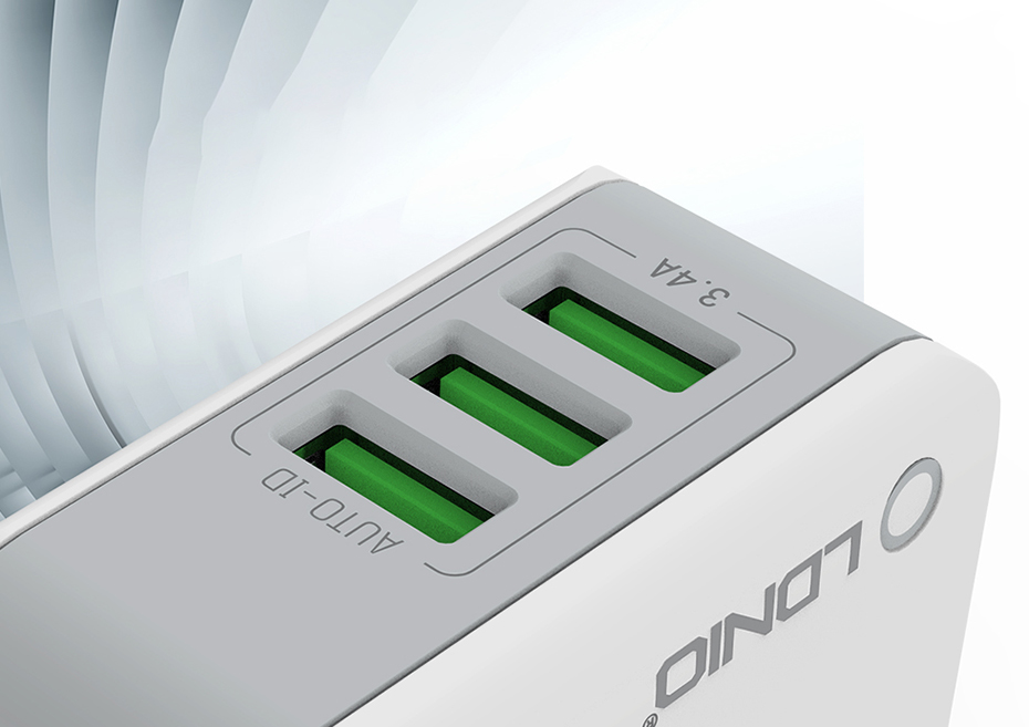LDNIO TRAVEL CHARGER (2)