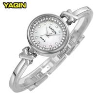New Watches Women Fashion Casual Clock Silver Elegant Bracelet Watch Montre Femme Women S Wrist Quartz