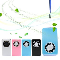 MEXI 3W Mini Air Conditioner Fan Portable USB Cooler Cooling Rechargeable Handheld Micro