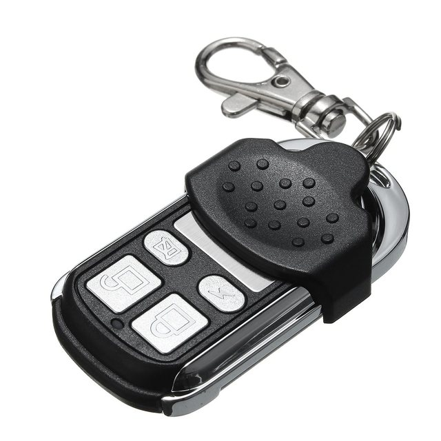 Replacement Garage Door Remote Control Key 4 Btn 318mhz For Mct 11