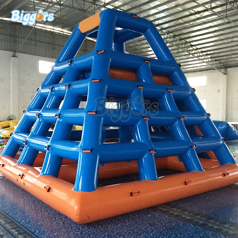 Outdoor use water park inflatable floating water slides aldeia das águas park resort day use