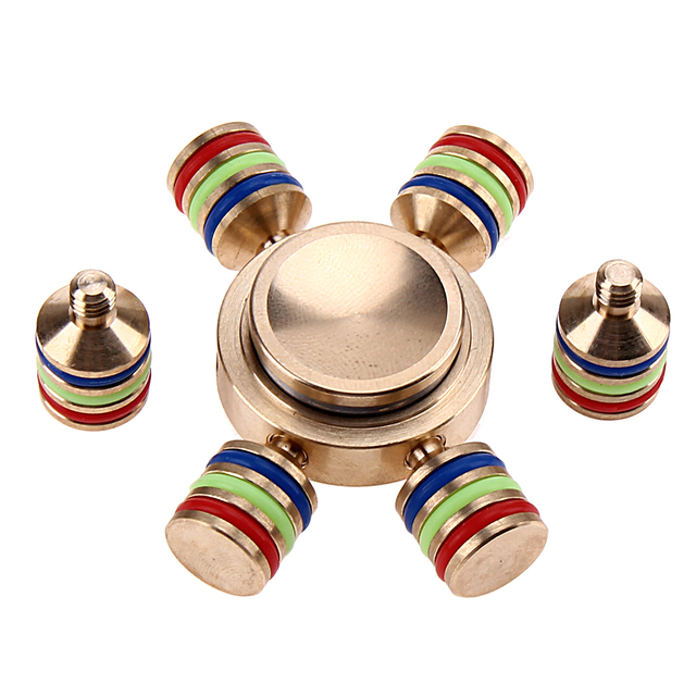 Hexagonal Fidget Spinner